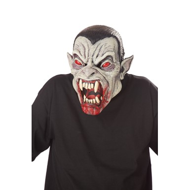 Blood Fiend Vampire Mens Animotion Mask