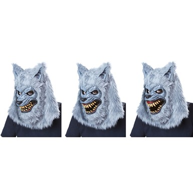 Blood Moon Werewolf Mask
