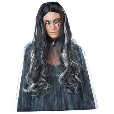 Bloody Mary Wig - Black