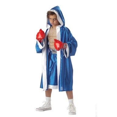 Boxer Child Costume - Everlast Boxer