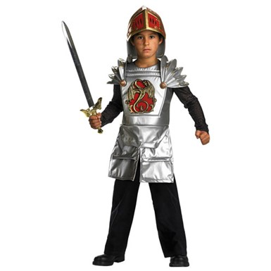 Boy Renaissance Costume - Knight of the Dragon