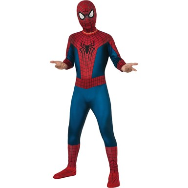 Boys Amazing Spider-Man Movie Costume