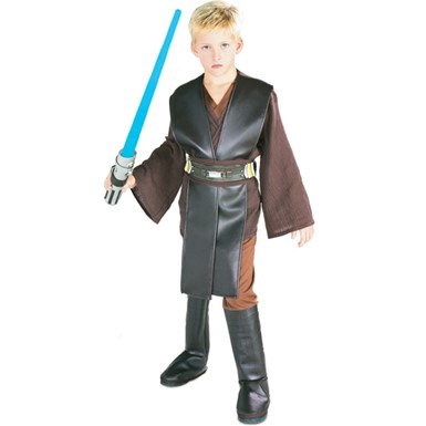 Boy's Anakin Skywalker Costume - Deluxe Star Wars