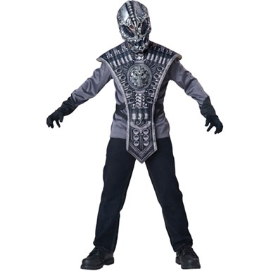 Boys Ancient Alien Soldier Costume