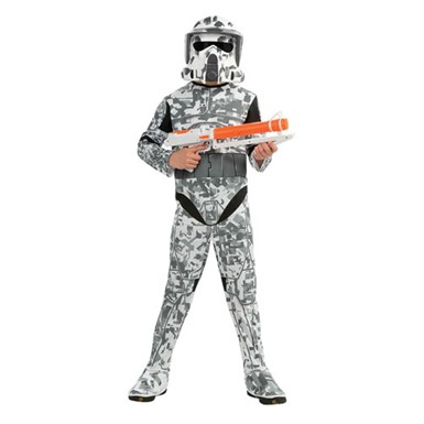 Boys ARF Trooper Costume - Star Wars