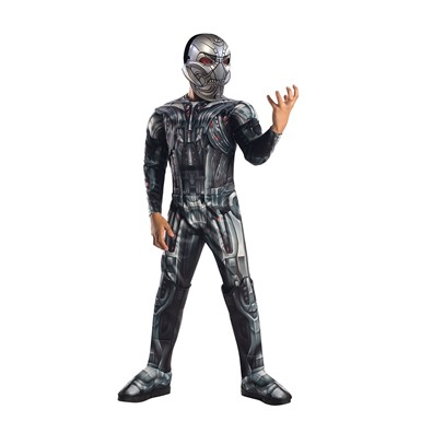 Boys Avengers Deluxe Ultron Halloween Costume