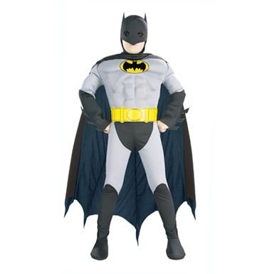 Boys Batman Halloween Costumes - Deluxe