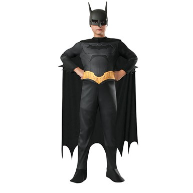 Boys Beware The Batman Costume
