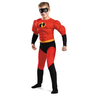 Boys Dash Muscle Costume – The Incredibles