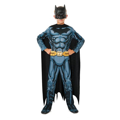 Boys DC Batman Halloween Costume