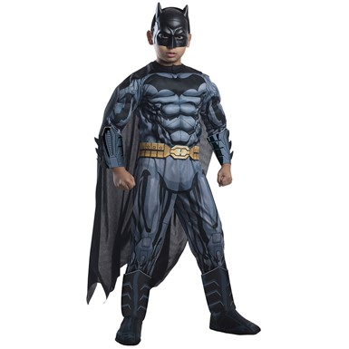 Boys DC Comic Deluxe Batman Costume