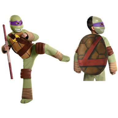 Boys Deluxe Donatello Costume