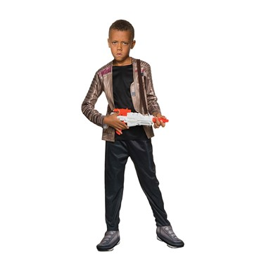 Boys Deluxe Finn Costume - Star Wars