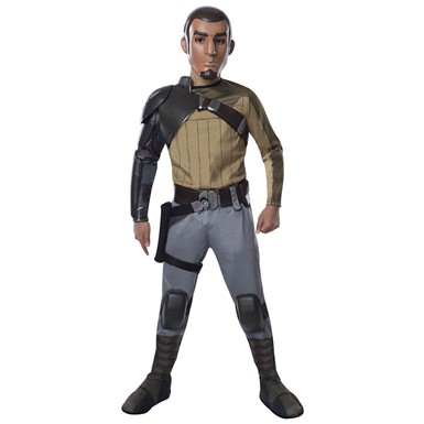Boys Deluxe Kanan Star Wars Costume