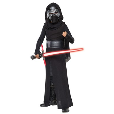 Boys Deluxe Kylo Ren Costume - Star Wars
