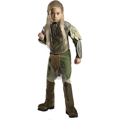 Boys Deluxe Legolas Greenleaf Costume