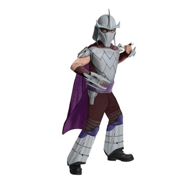Boys Deluxe Shredder Ninja Turtles Halloween Costume
