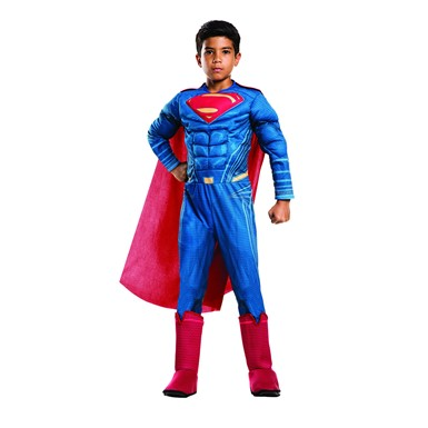 Boys Deluxe Superman Dawn of Justice Costume