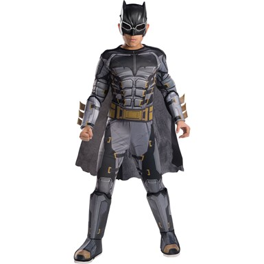 Boys Deluxe Tactical Batman Halloween Costume