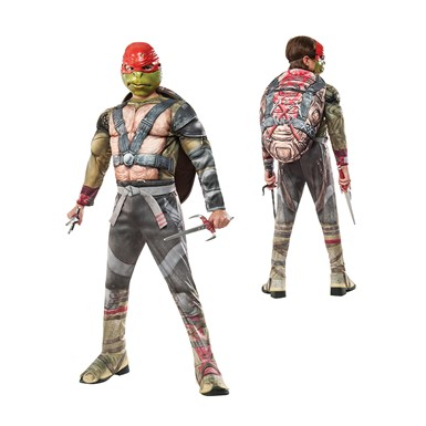 Boys Deluxe TMNT Raphael Out of the Shadows Costume
