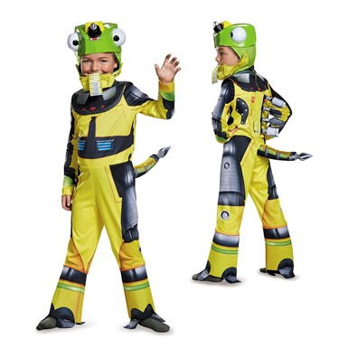 Boys Deluxe Ty Rux Costume – Dinotrux