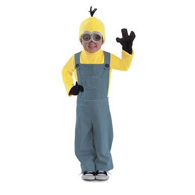 Boys Despicable Me Minion Bob Halloween Costume
