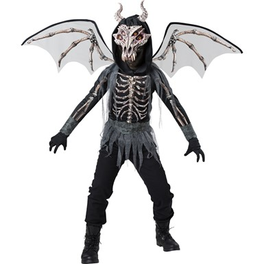 boys dragon skeleton halloween costume - Skeleton Halloween Costume For Kids