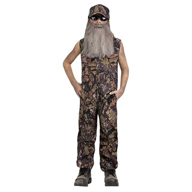 Boys Duck Hunter Halloween Costume