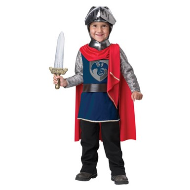 Boys Gallant Knight Costume