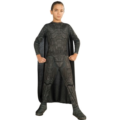 Boys General Zod Halloween Costume