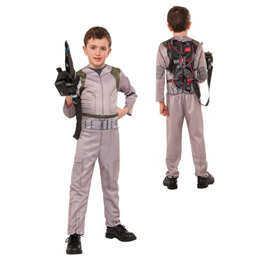 Boys Ghostbusters 3 Costume