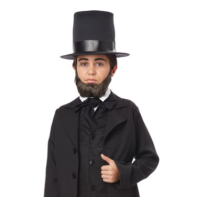 Boys Honest Abe Beard