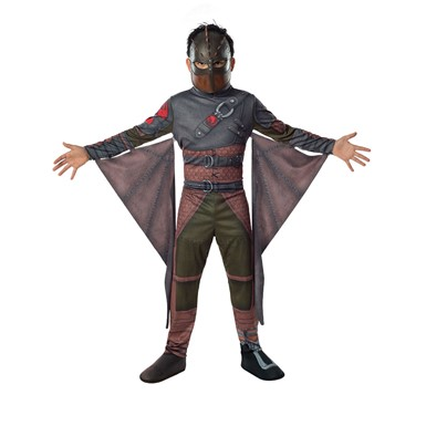 Boys How To Train Your Dragon Hiccup Costume