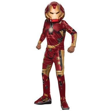 Boys Iron Man Hulkbuster Halloween Costume