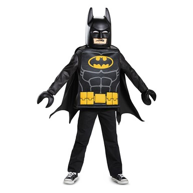 Boys LEGO Batman Movie Classic Costume