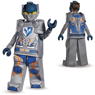 Boys LEGO Prestige Nexo Knights Clay Costume