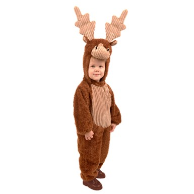 Boys Marley the Moose Costume