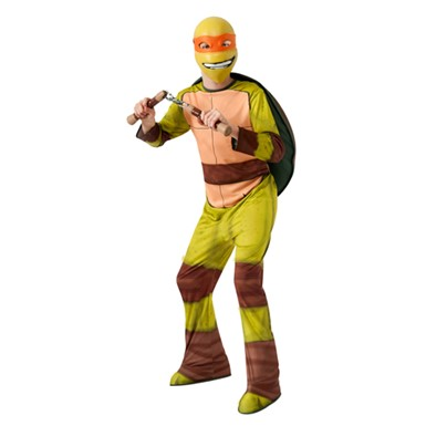 Boys Michelangelo Halloween Costume