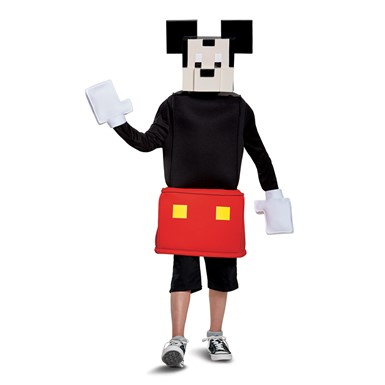 Boys Mickey Mouse Crossy Roads Costume