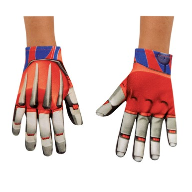 Boys Optimus Prime Child Gloves