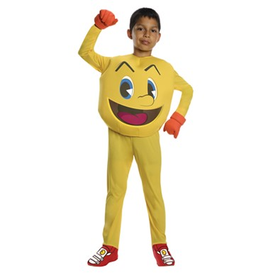 Boys Pac-Man Deluxe Costume