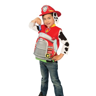 Boys PAW Patrol Marshall Candy Catcher Costume