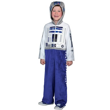 Boys R2D2 Costume – Classic Star Wars Costume