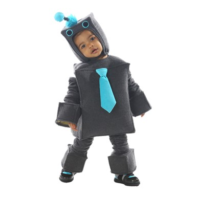 Boys Roscoe The Robot Costume