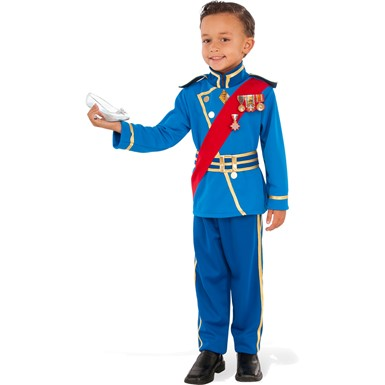 Boys Royal Prince Halloween Costume