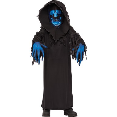 Boys Skull Phantom Costume
