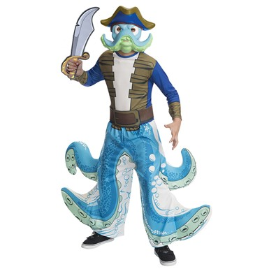 Boys Skylanders Wash Buckler Costume