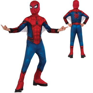 Boys Spider-Man Homecoming Costume