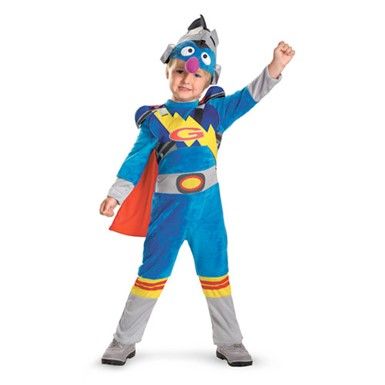 Boys Super Grover Sesame Street Halloween Costume
