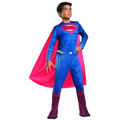 Boys Superman Costume - Batman v Superman